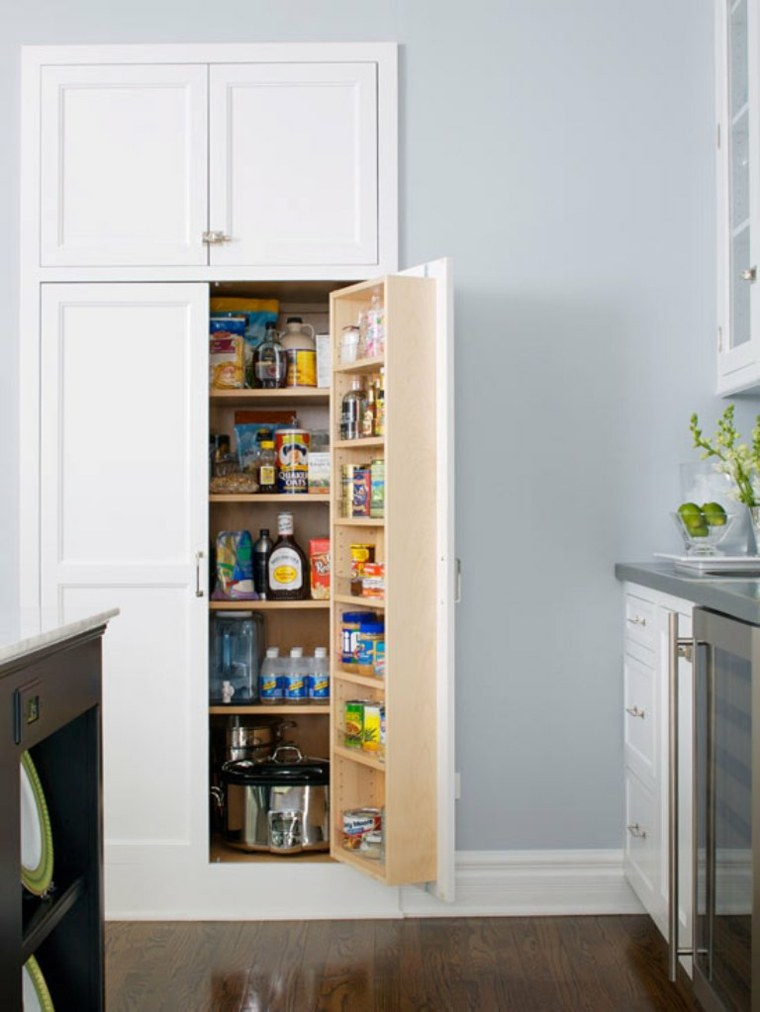 armarios para trasteros cocinas compactas