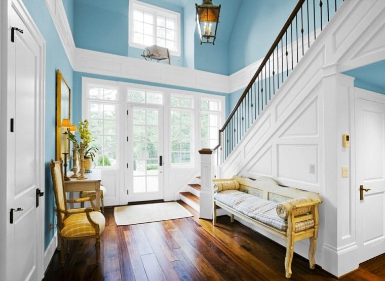 azul aguamarina decorar casa