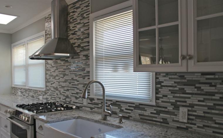 Azulejos de cocina para llenar el interior de modernidad for Azulejos cocina