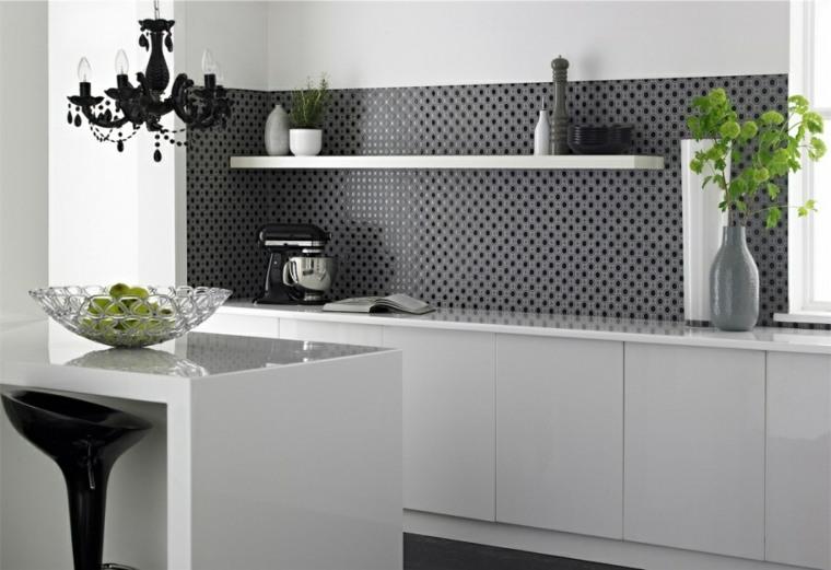 Azulejos de cocina para llenar el interior de modernidad for Azulejos cocina 2016