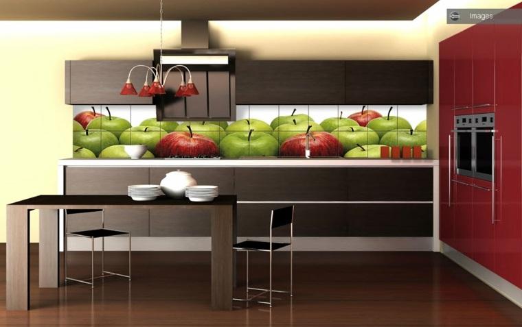 azulejos de cocina decoración