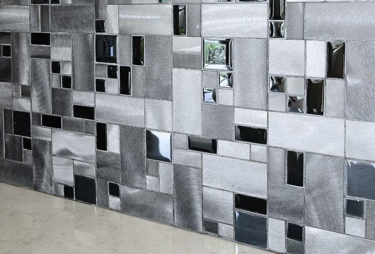 Azulejos de cocina para llenar el interior de modernidad - Como limpiar azulejos cocina ...