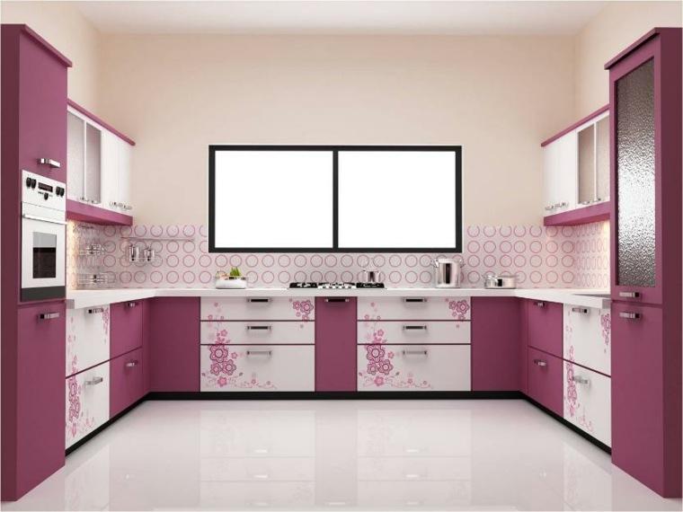 Azulejos de cocina para llenar el interior de modernidad - Azulejos cocinas modernas ...
