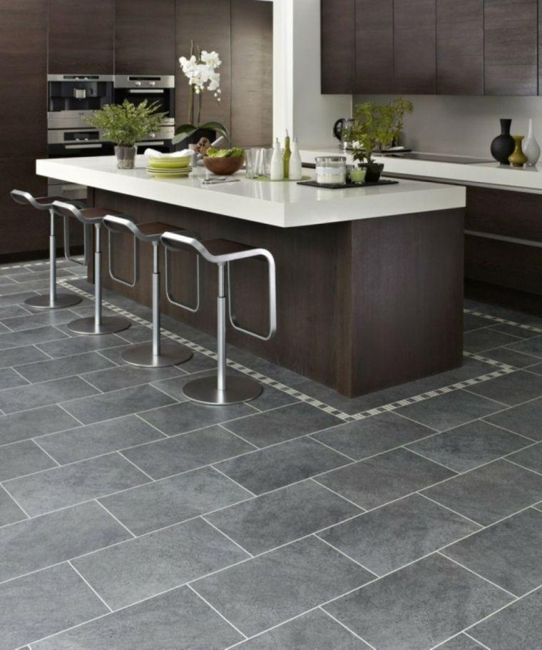 Azulejos de cocina para llenar el interior de modernidad - Azulejos suelo ...