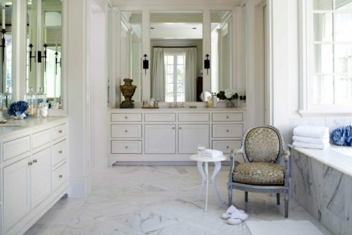 bano mobiliario vintage especiales colores