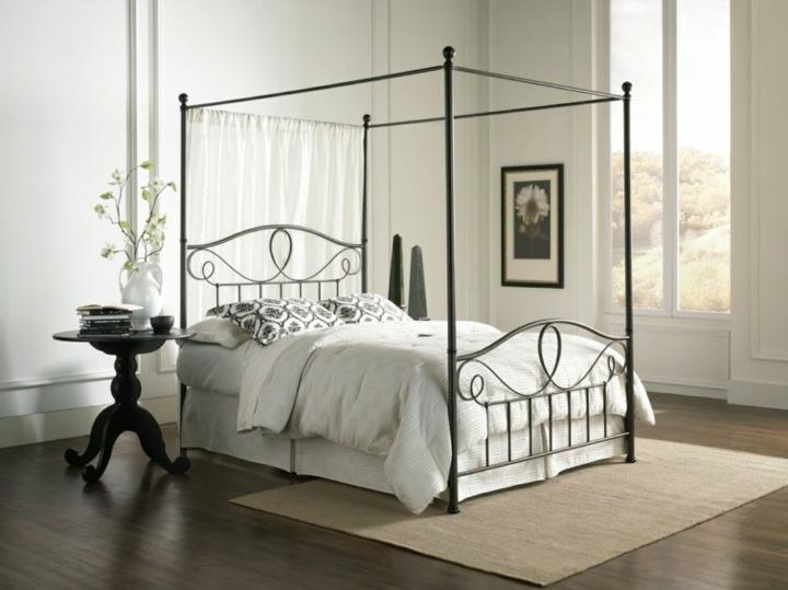 balance especiales metal cama forja