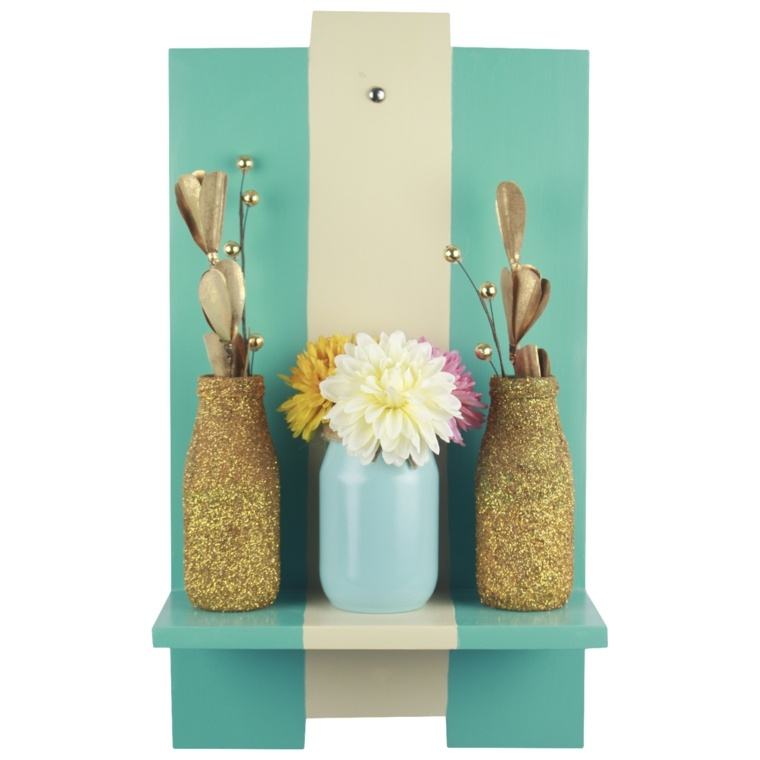 baños azules decoración