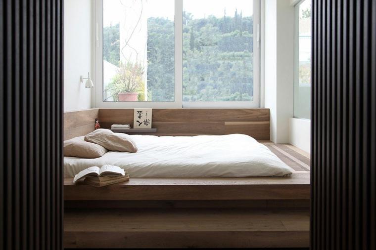 base cama japonesa
