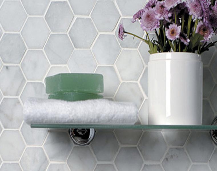 diseño de pared de baño