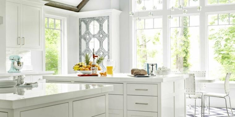 Como distribuir una cocina ideas y consejos pr cticos for Como distribuir los muebles de cocina
