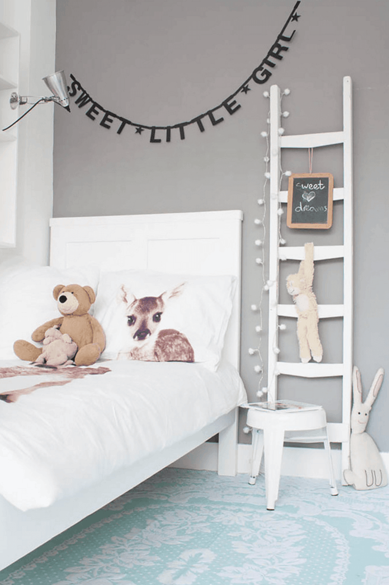 Estilo nordico para decorar interiores ltimas tendencias - Decoracion de interiores infantil ...