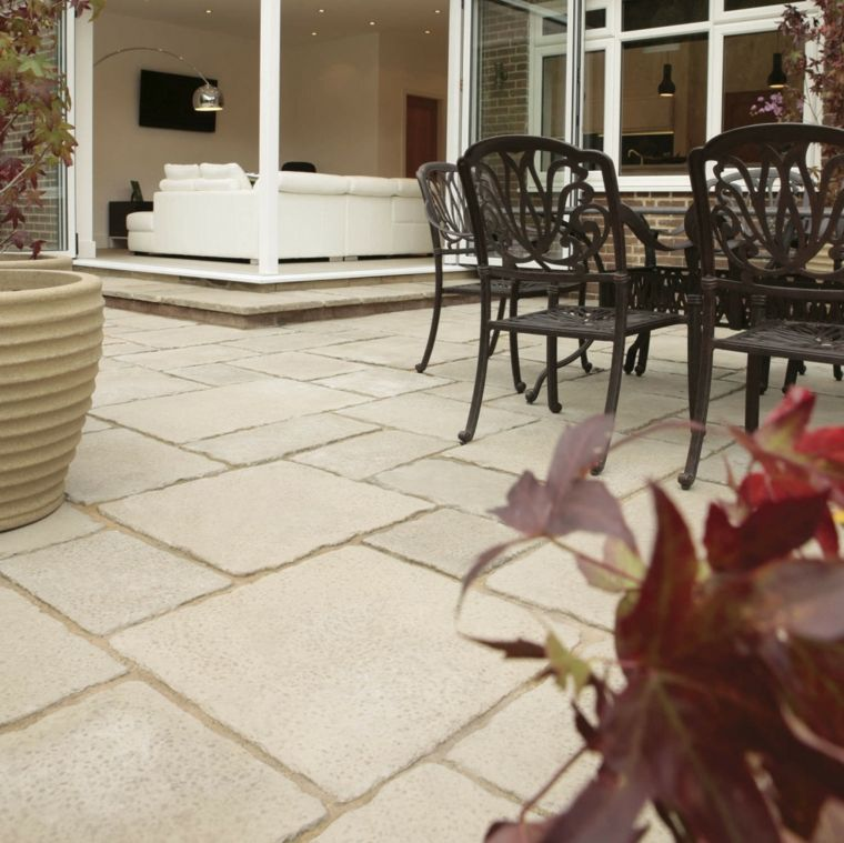 Baldosas para patio exterior baldosa de exterior para for Azulejos patio exterior