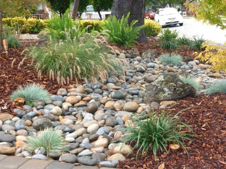 bonitas ideas río piedras