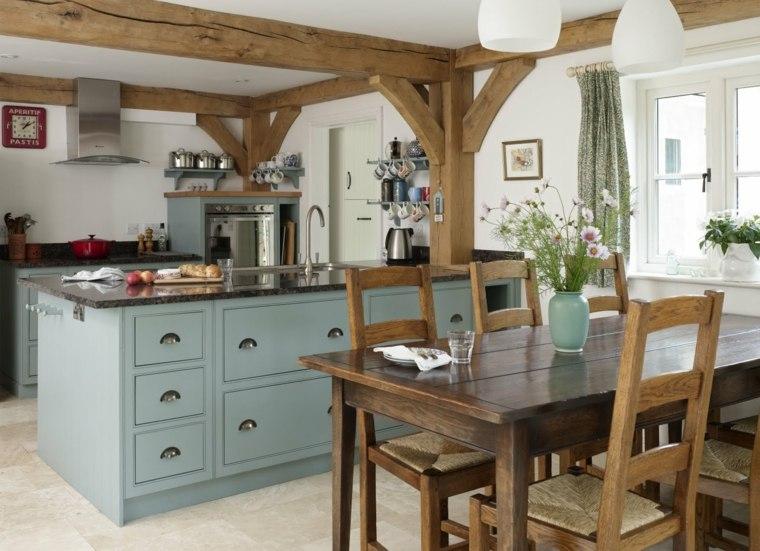 Muebles cocina rusticos baratos muebles romacho for Cocinas baratas valencia
