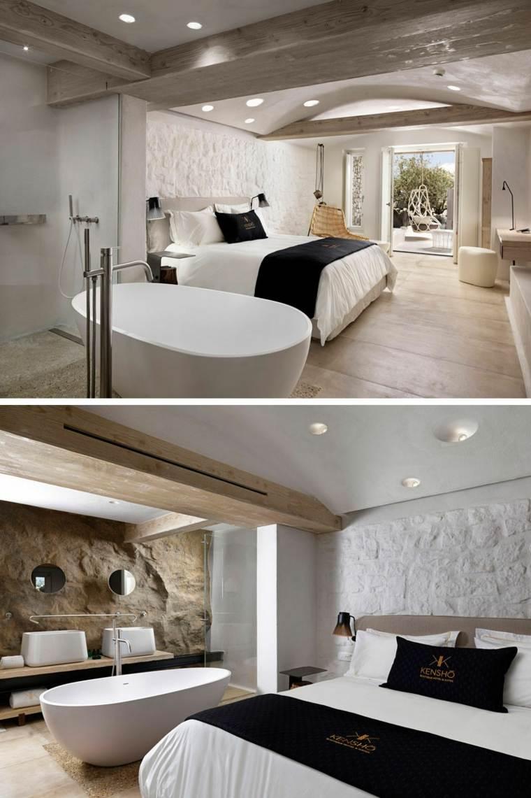 bonito diseño habitación moderna