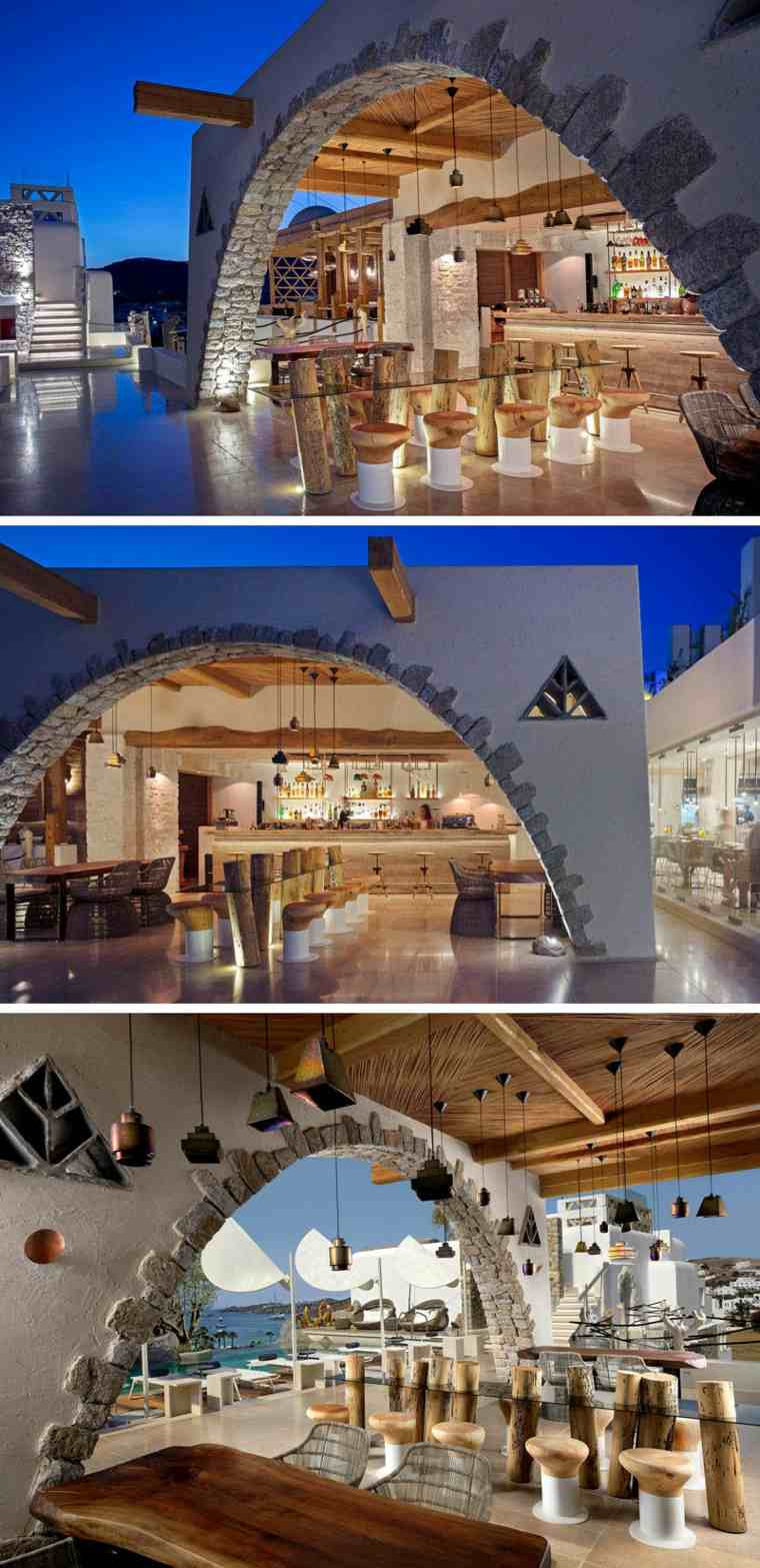 bonito diseño bar moderno