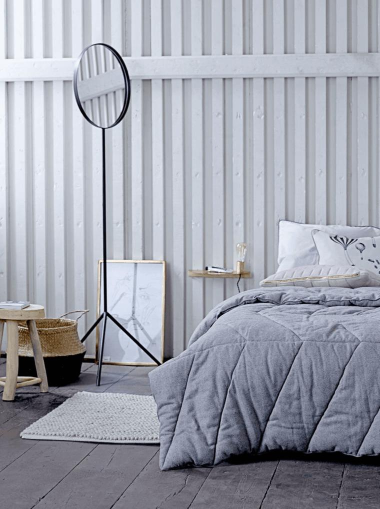 bonito diseño habitación mderna
