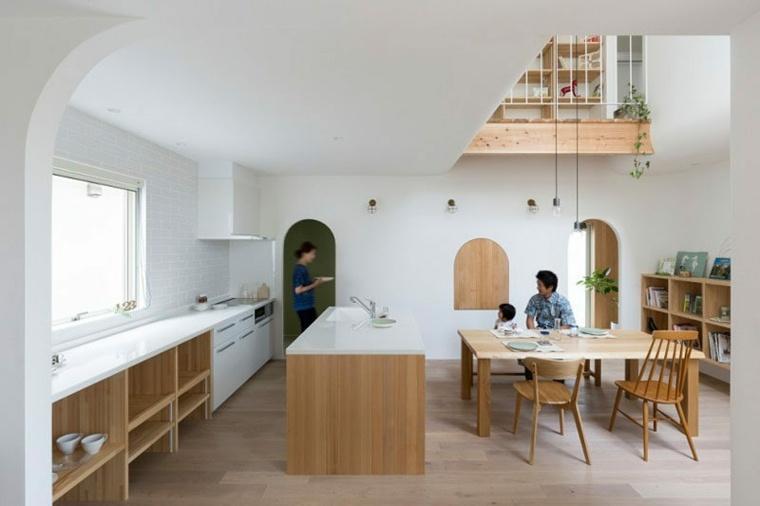 bonito diseño interior estilo minimalista
