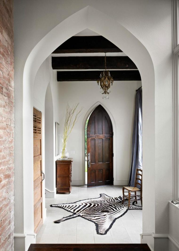 decoracion pasillos originales diseños