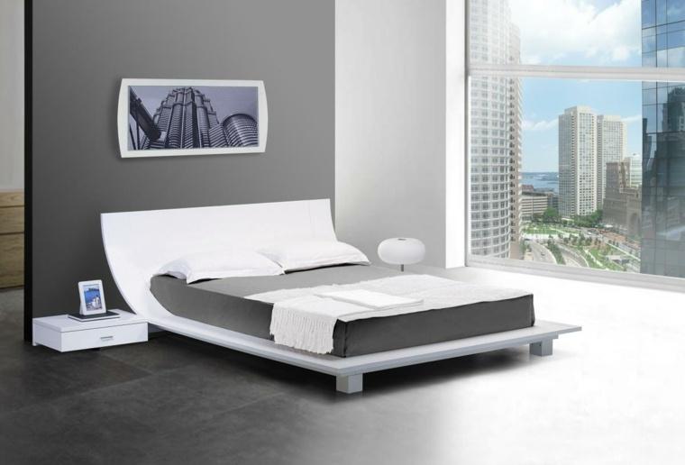 camas japonesas decoración