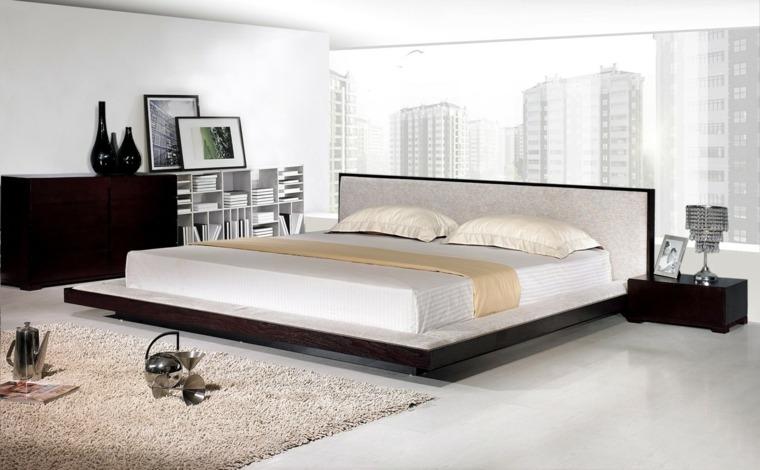 camas japonesas decorar