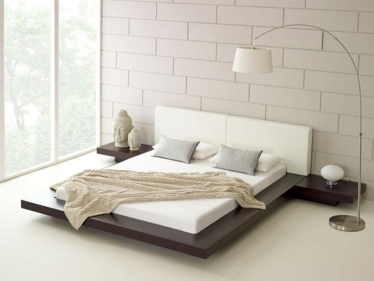 camas japonesas diseño