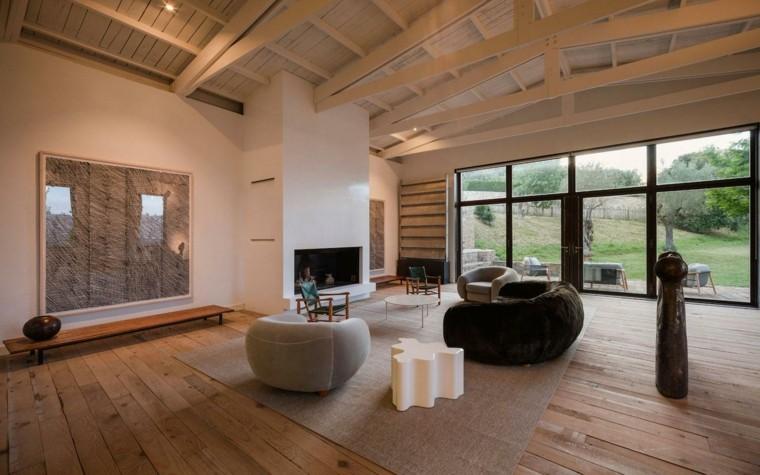 casa amplia diseno estilo francesc rife studio ideas