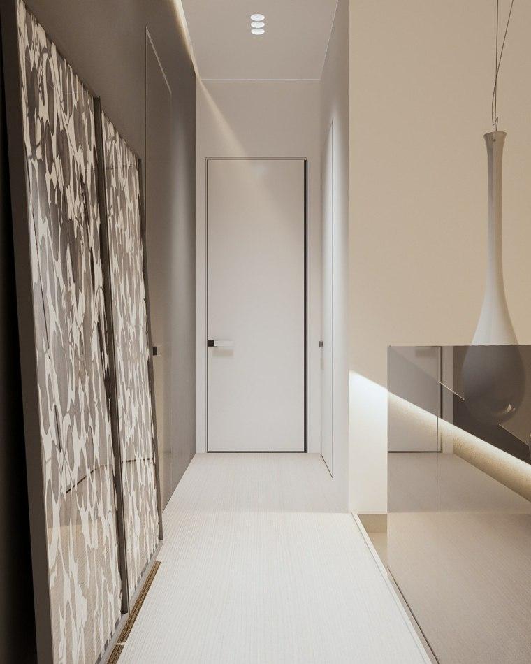 casa minimalista arte decoraciones cuadros