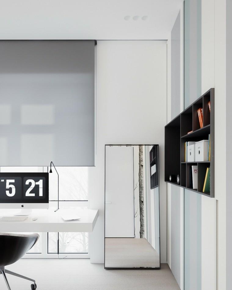 casa minimalista trabajo zona espeji