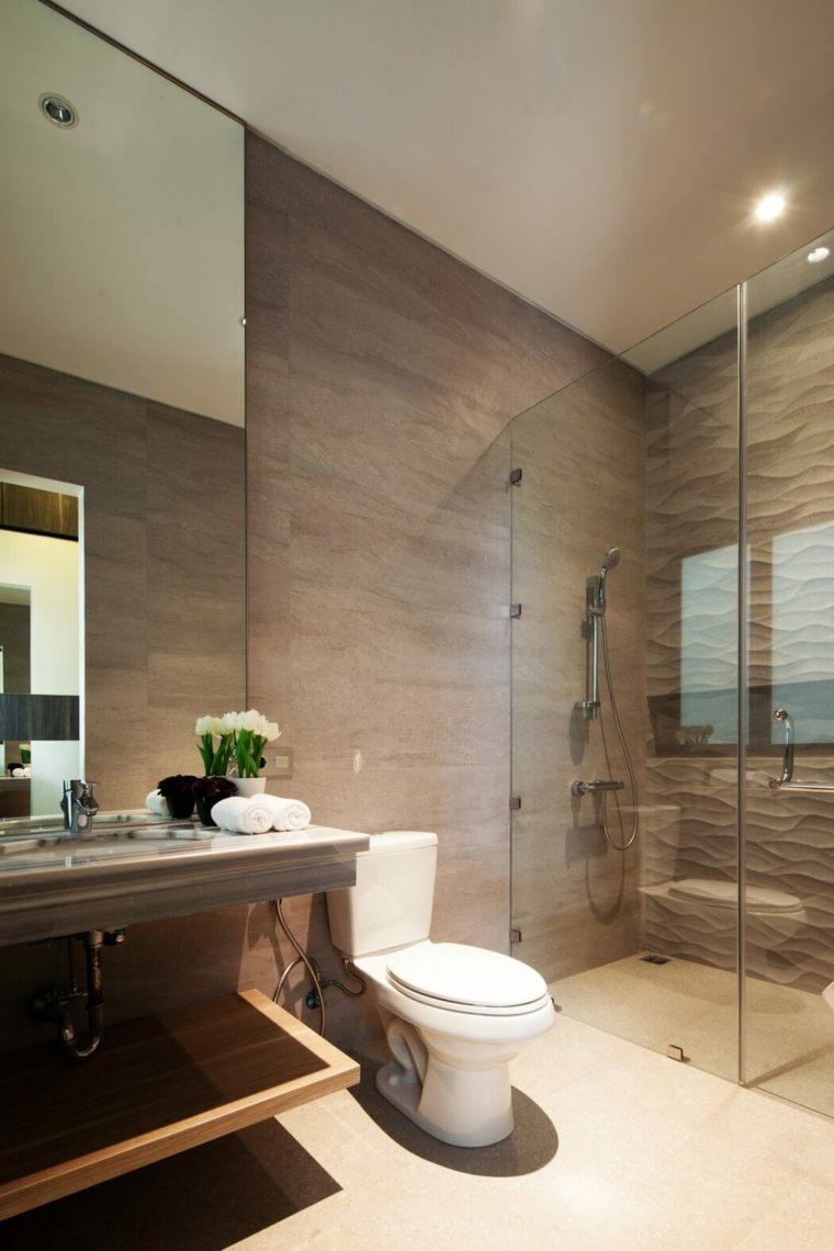 casa moderna bano diseno dphs architects ideas