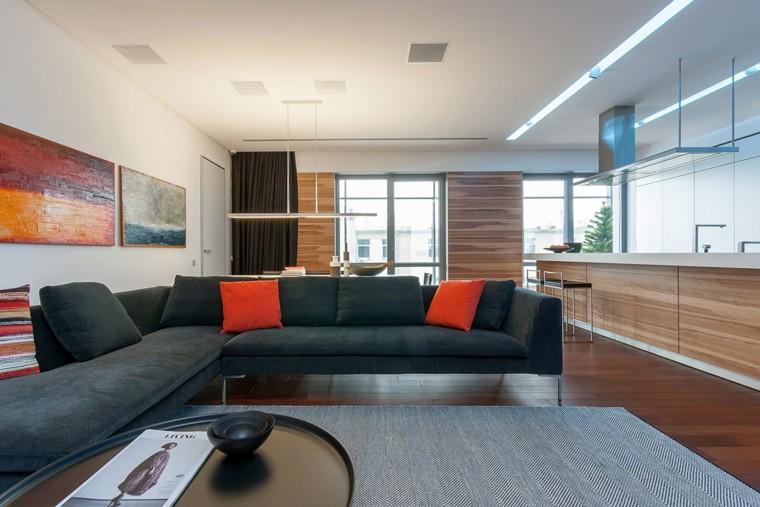 casa moderna diseño elegante