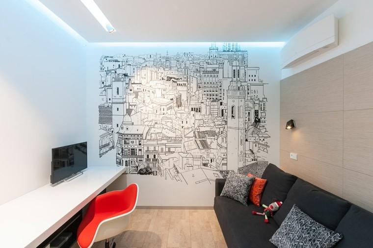 casa moderna diseño valentirov