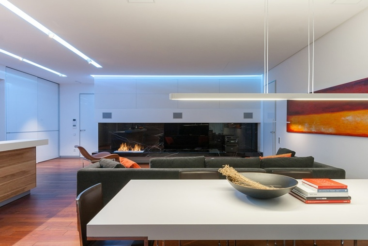 casa moderna elegante