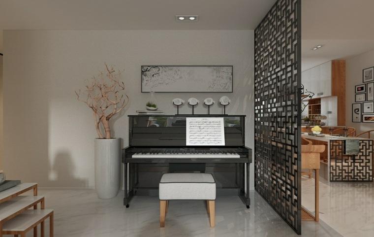 casa zen con bellos acabados naturales en el dise o del