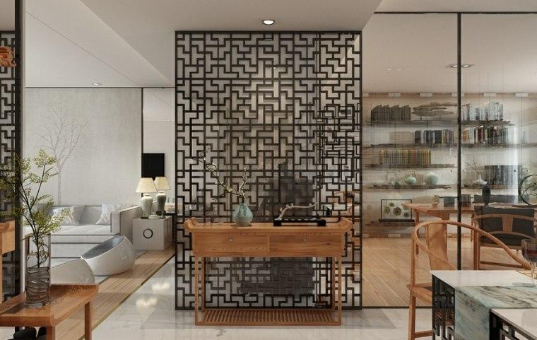 casa zen separador parabanes muebles muebles
