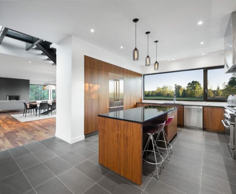 Casas estilo contemporáneo - un diseño de SIMARD architecture