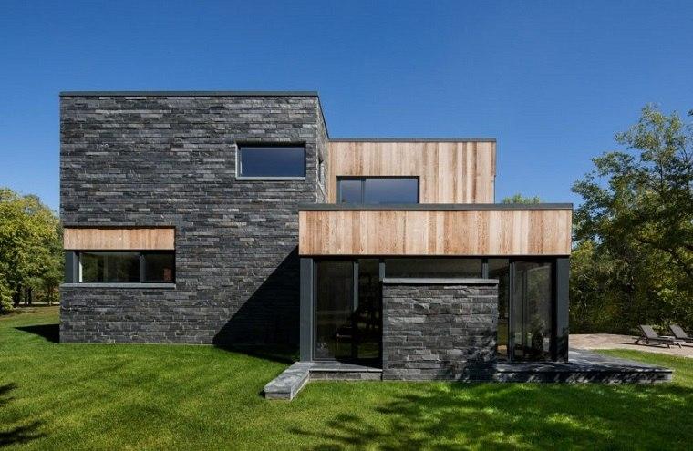 casas estilo contemporáneo diseno canada ideas