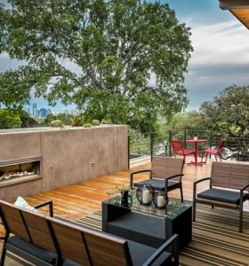 chimeneas diseo moderno y funcional para espacios acogedores