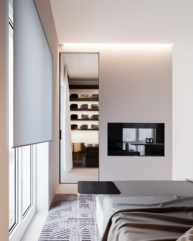closet paredes prganizado especial abierto