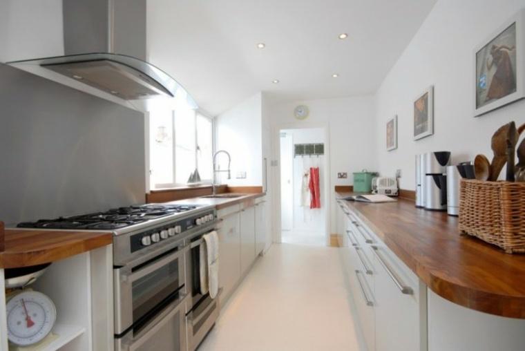 Como distribuir la cocina fabulous en la cocina los for Como distribuir los muebles de cocina