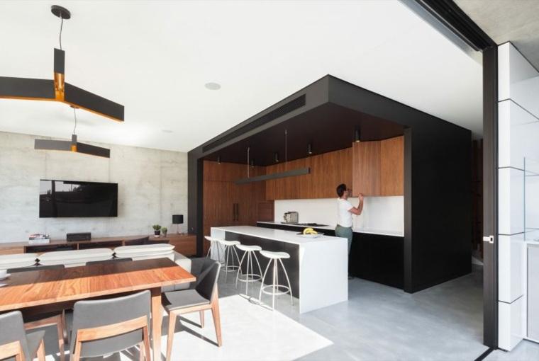 cocina estilos paredes muebles ideas
