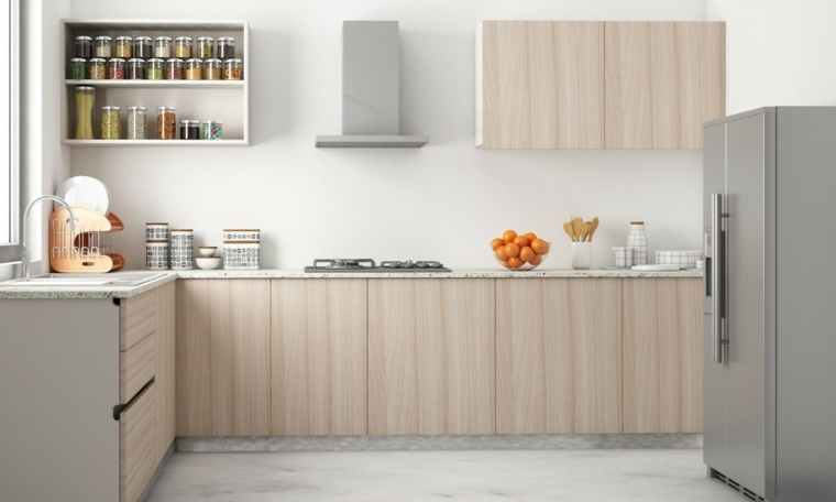 Cocinas En Forma De L. Affordable With Cocinas En Forma De L ...