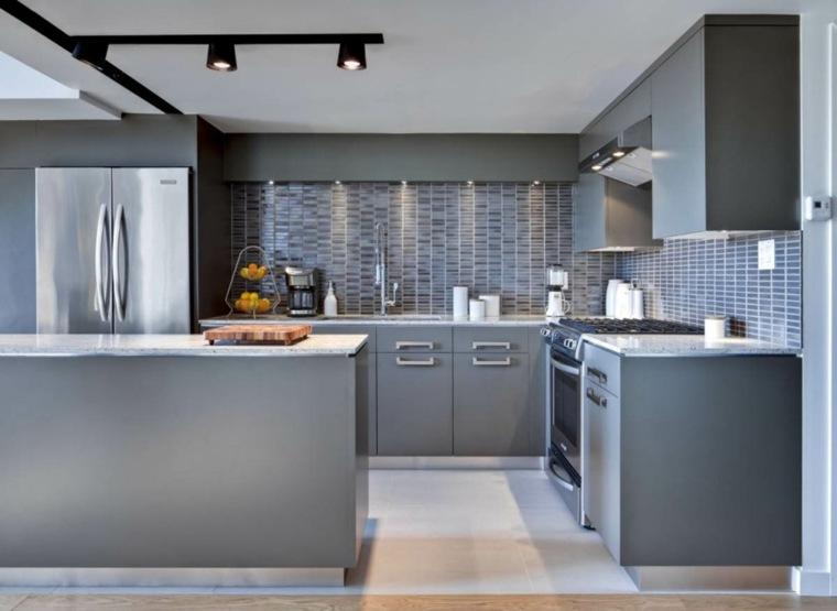 cocina forma diseno color moderno cocina ideas