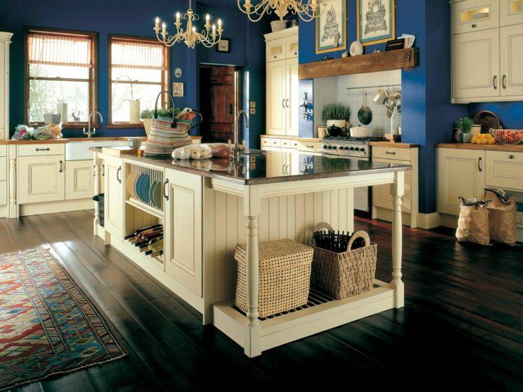 cocina forma diseno opciones amantes diseno tradicional ideas