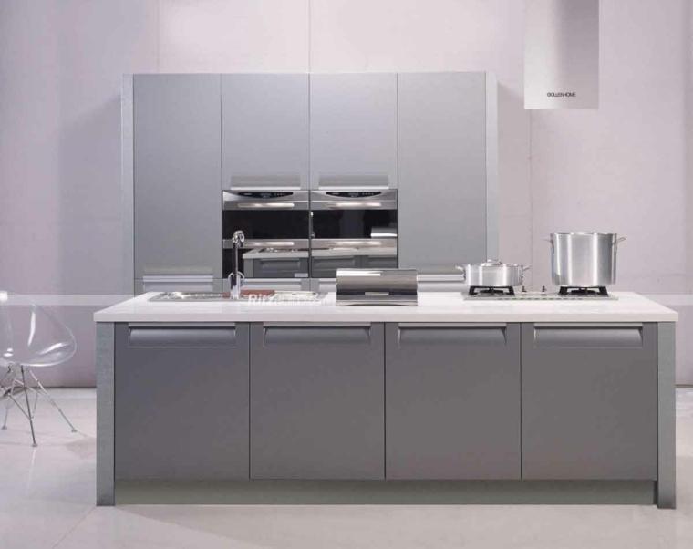 Cocinas baratas ideas para muebles de cocina baratos - Cocinas diseno moderno ...