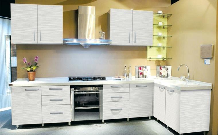 Cocinas baratas ideas para muebles de cocina baratos for Gabinetes en cemento
