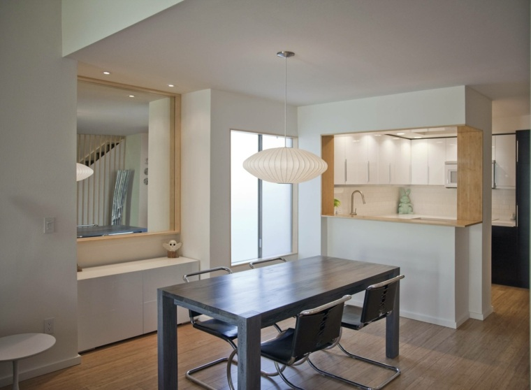 cocinas modernas con barra diseno foto audrey mcewen ideas
