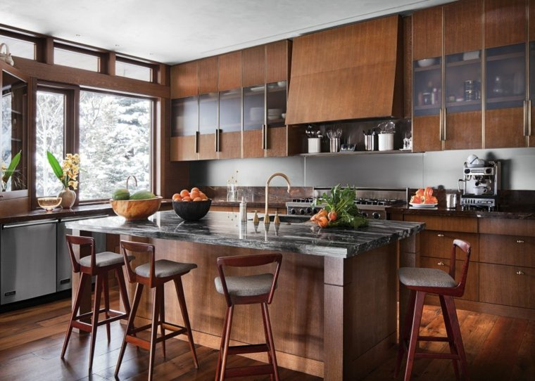cocinas rurales decoración casa