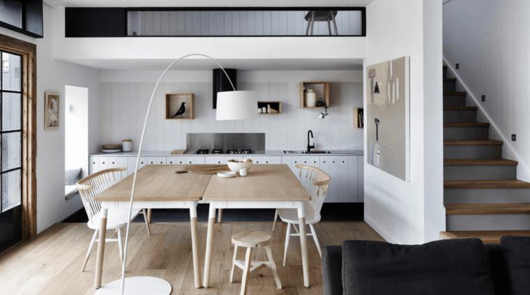 cocina moderna estilo nórdico