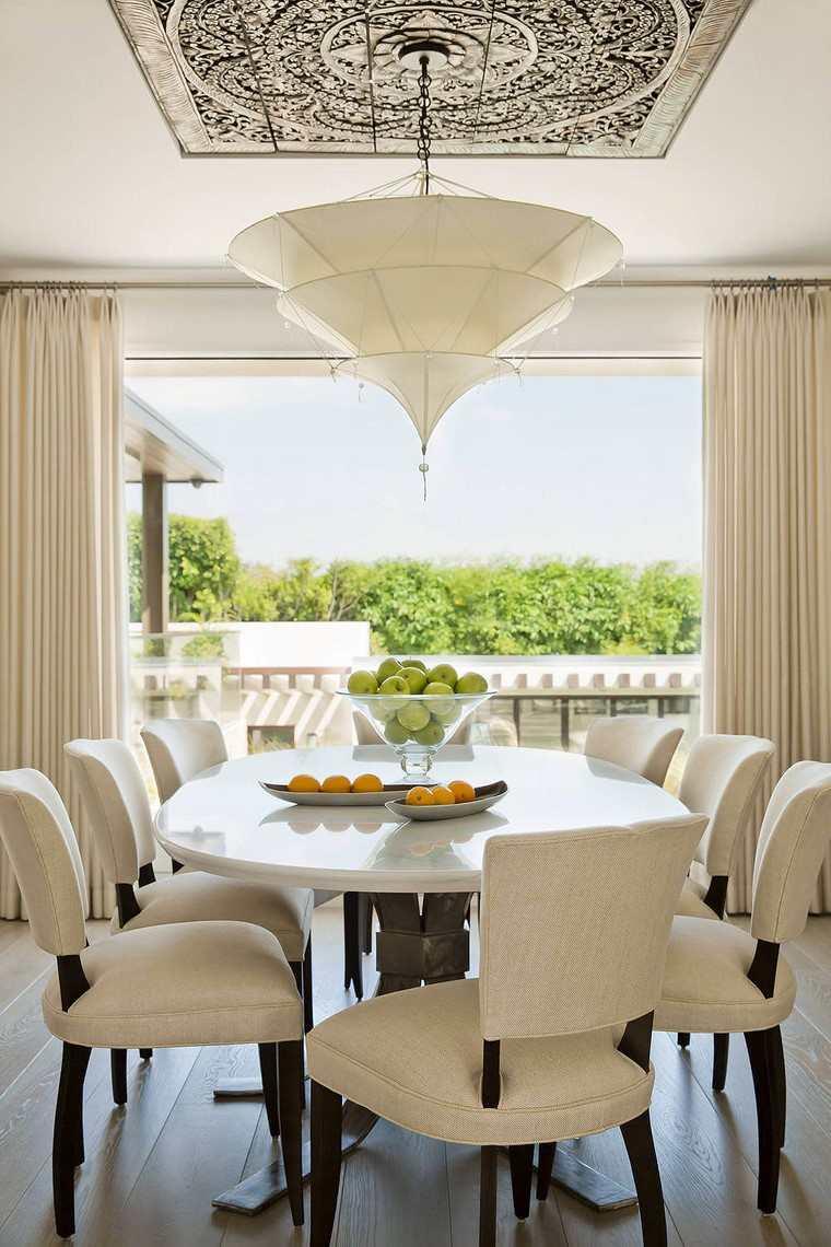 comedor residencia moderna subu design architecture ideas